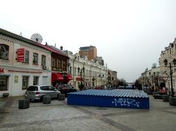 러시아 블라디보스톡 18.12.15