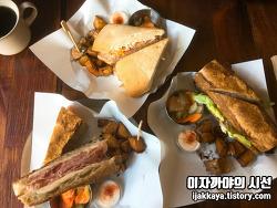 [망원 맛집] 샌드위치 맛집으로 유명한 소금집 델리