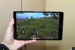 화웨이 미디어패드 M5 8.4 놀라운 화질 하만카돈 가성비 태블릿