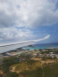 KE001 NRT-HNL 도쿄/나리타-하와이/호놀룰루 대한항공 이코노미 탑승기(하와이코나까지)