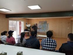 73기 예수원 지원자 방문(18.11.3)
