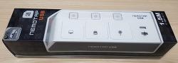 네모탭 USB 멀티탭 : 다용도 USB 멀티탭!