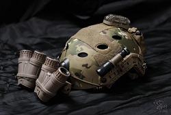 [Helmet] Add on my CAG bucket FMA GPNVG18 ANVIS.