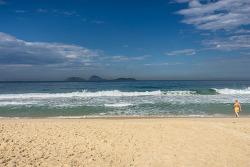 리오데 자네이루의  이파네마 비치 (Ipanema Beach ) [브리질, 리오 데 자네이루 명소]