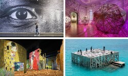 Best of 2018: Top 10 Amazing Art Installations That Defined the Past Year