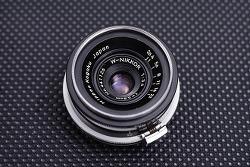[Lens Repair & CLA]Nikon W-Nikkor 3.5cm F3.5 ( Nikon RF 올드렌즈의 곰팡이 제거, 클리닝 분해)