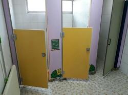 대전 어린이집 유치원 큐비클 화장실칸막이 부속-고려큐비클