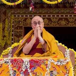 티베트 달라이 라마, 인도네시아 지진 쓰나미 피해 애도 성명...구호기금 5만불 전달