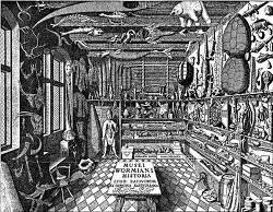 [코펜하겐 지질학 박물관] 올레 보름(Ole Worm)과 호기심의 방