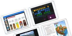 iOS 12.2 베타1 4개의 새로운 아이패드 모델들과 아이팟터치7세대 암시