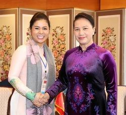 TNI 킹커피 CEO 타오여사 내한, 킹커피 전라인 진출 전망