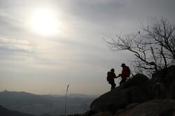 [일요산행] 안양 삼성산 181202