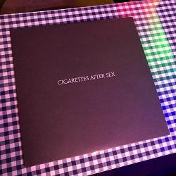 시가렛 애프터 섹스 (Cigarettes After Sex) - CIGARETTES AFTER SEX (2018)