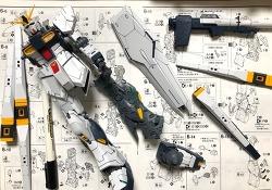 [MG] RX-93 누 건담