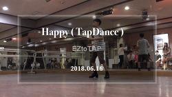(영상) Happy 탭댄스 - 연준 (2018.06.16)