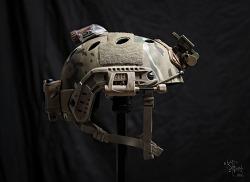 [Helmet] OPS-CORE FAST CARBON HELMET Multicam.