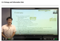 2.4. Entropy and Information Gain