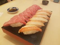 일본-오사카::방문 음식점 정리(돈카츠, 스시, 이자카야)