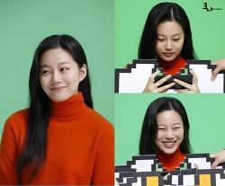 SKY캐슬 박유나, '광고 촬영 비하인드 컷 속 '웃음 꽃 만개' 해피바이러스 전파!'