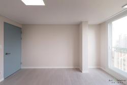부천 상동 진달래마을 대우 푸르지오 아파트 작은방 인테리어(185㎡)