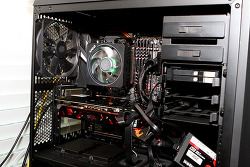 AMD StoreMI X470 AORUS GAMING 7 WIFI 옵테인 메모리 이용하기