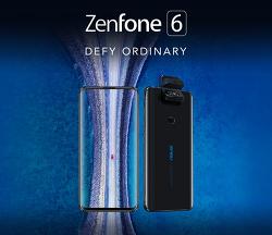 ASUS - 플립 카메라 및 스냅드래곤 855를 탑재한 '젠폰 6(ZenFone 6)' 발표