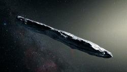 태양계 밖에서 날아온 소행성 '오무아무아'