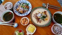 [혜화 맛집]낙산공원 데이트 전에 먹는 가정식 부부식당!
