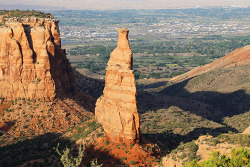 존 오토(John Otto)의 꿈과 콜로라도 준국립공원(Colorado National Monument)의 독립기념비 바위