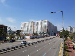 광교 두산위브 아파트 23평 전세 1억9천