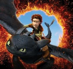 영화 드래곤 길들이기1(How to Train Your Dragon, 2010) 다시보기, 결말, 줄거리