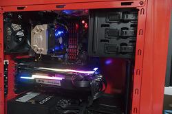 MSI Geforce GTX 1080 Ti가 탑재된 내 시스템 소개