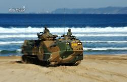신병 1241기 2교육대 5주차 - KAAV 탑승훈련