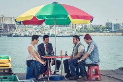 영화 성난황소. 원펀치 액션만 보이는 영화