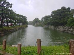 오사카 근교 와카야마성 가보기
