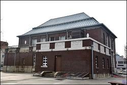 ( 군산여행 ) 근대건축관-구 조선은행 군산지점, 군산내항 뜬다리 부두 (부잔교)