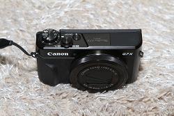 캐논 G7X 카메라 음식사진 잘 찍는 법 피자헛 더블퐁듀쉬림프