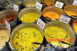 [방콕 여행] 방콕의 농산물 시장 어떠꺼 마켓
