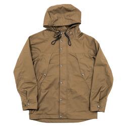 마운틴 재킷의 주머니 구성