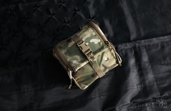 [Pouch] Crye Precision 330D Large GP pouch with NVG EVA Foam insert.