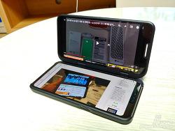 퀄컴 스냅드래곤 855 탑재한 LG V50 ThinQ!! 듀얼스크린을 만난 5G스마트폰의 다양한 활용 어때!!