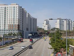 광교 두산위브 아파트 조용한 106동 28평 월세