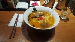 [솔직리뷰] 건대 우마이도 - 건대 라멘 맛집