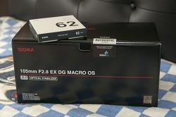 [SIGMA 105mm F2.8 EX DG MACRO OS]누가 인물렌즈라 했는가..