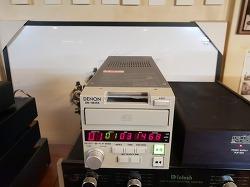 DENON DN-961FA 프로용 시디 플레이어 입니다 -220V 정기정검받은제품-