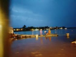 베트남 다낭 호이안 후에 8 - 호이안 투본강 소원등