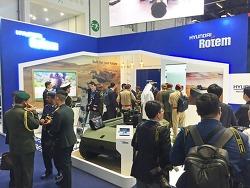 현대로템, UAE IDEX 2019 방산 전시회 참가