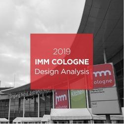 쾰른 국제  가구박람회 [imm Cologne 2019] _ Design Analysis