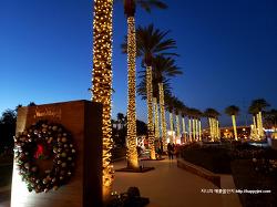 [라스베이거스 크리스마스 시즌 여행] 핸더슨 그린밸리랜치 카지노의 윈터 빌리지 ㅣ라스베가스에서 아이스링크 즐기기! 겨울여행