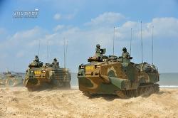 신병 1243기 1교육대 4주차 - KAAV탑승훈련